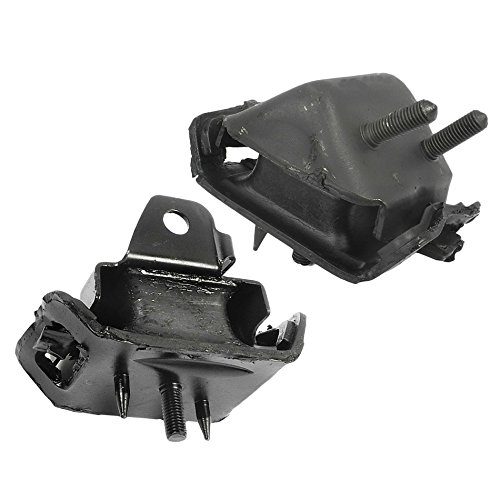 Price comparison product image For Ford Explorer 4.6L Engine Motor Mount 5295 5296 2PCS Set Front Left & Right Mount 2002 2003 2004 2005 2006 2007 2008 2009 2010