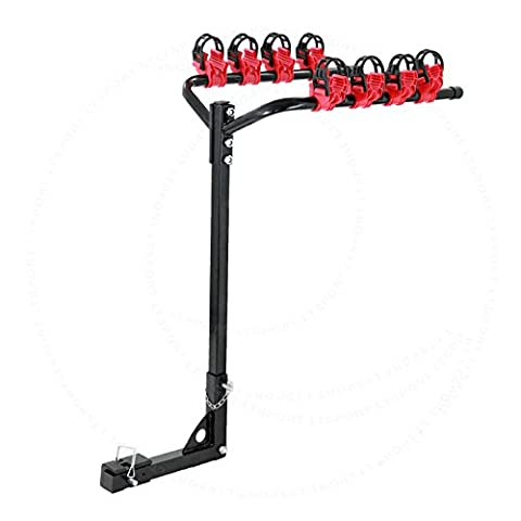 LT Sport SN#100000001019-313 For Honda Carry 4 Individual Hitch Aluminum Carrier Bike Rack (Carriers 2009)
