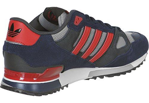Adidas B39989, Herren Laufschuhe blau rot grau