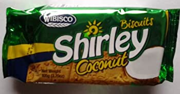 Shirley Coconut Biscuits 3.7 Oz - 4 Pack