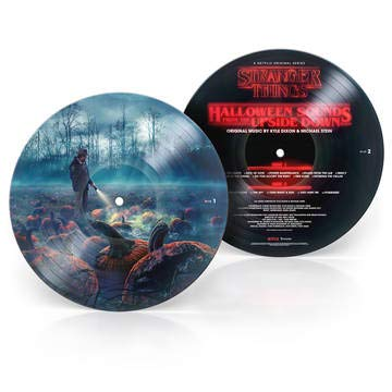 Kyle Dixon & Michael Stein: Stranger Things Halloween Sounds Of The Upside Down (Pic Disc) Vinyl LP (Record Store Day)]()