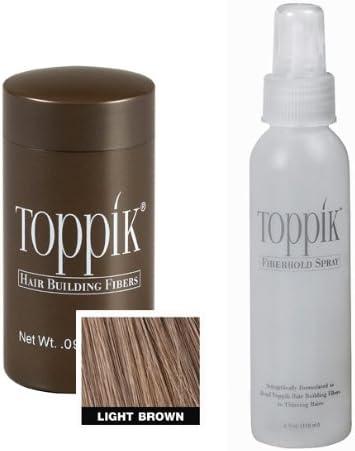 X Toppik – Un naturliches y Orgánica Queratina de proteína de ...
