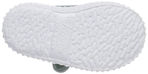 victoria Unisex Baby Mercedes Velcro Tintada Sneaker Grün (Jade)