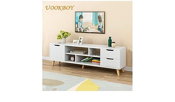 uookboy Home - Soporte de TV para televisores de hasta 50 Pulgadas ...