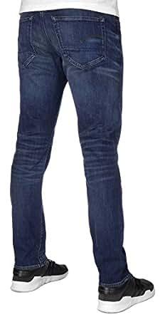 G-STAR RAW, Pantalones Vaqueros Delgados para Hombre: Amazon ...