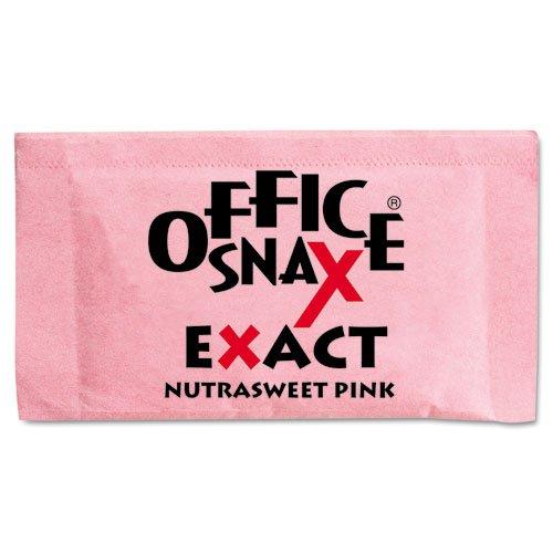 office-snax-nutrasweet-pink-sweetener-2000-packets-carton-00061-dmi-ct