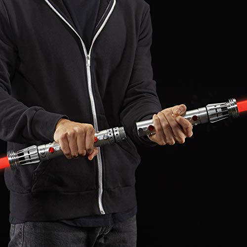 Star Wars The Black Series Darth Maul Ep1 Force FX Lightsaber Toy by Star Wars (Image #5)