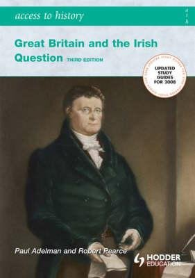 Great Britain and the Irish Question, 1798-1921 by Byrne, Mike ( Author ) ON May-27-2005, Paperback ebook