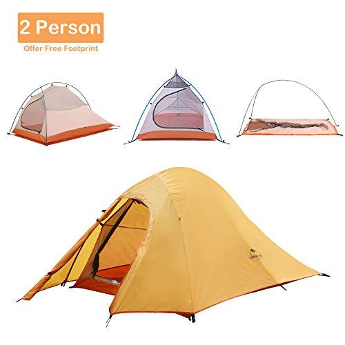 Man 3 Season Ultralight Tent - 3