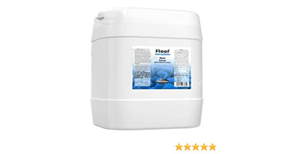 Seachem Reef Completa, 20 L/5,3 ml GAL.: Amazon.es: Productos para mascotas