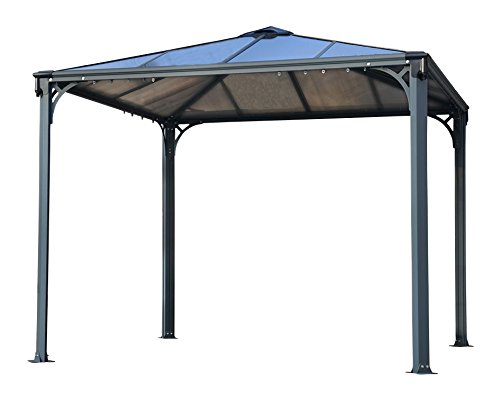 Palram Palermo Garden Gazebo for Robust Structure Year-Round Use, 300 x 300, 3000