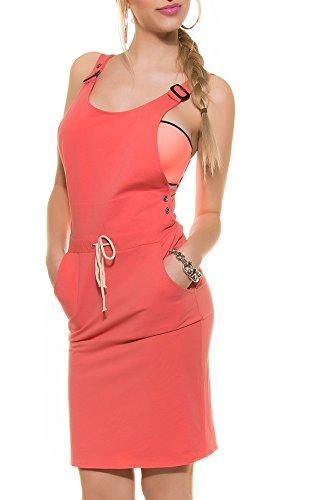 Koucla Orange Robe Des Femmes - Rose