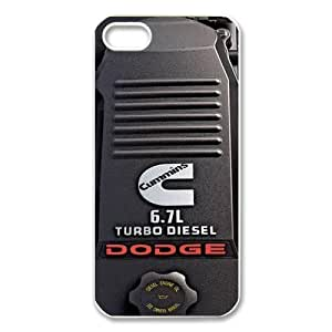 Cummins Dodge Turbo Diesel 6.7 L Protective PC Hard Plastic For SamSung Galaxy S6 Phone Case Cover Top For SamSung Galaxy S6 Phone Case Cover from Good luck to