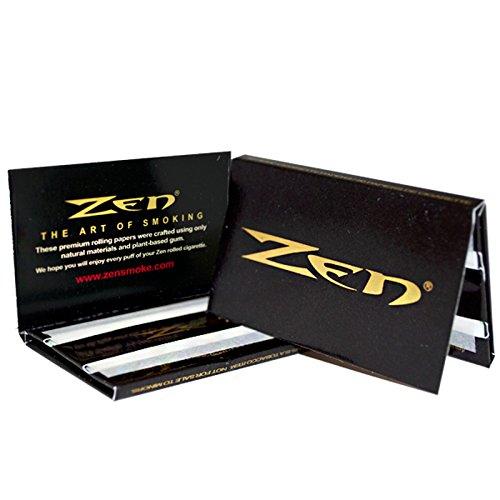 Zen - Single Wide Rolling Papers (25 Packs) ()