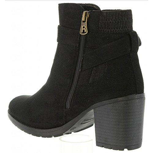 Grunland Bottes Pour Fille Noir Nero CON Pailettes 37 EU Chaussures automne Casual femme  Bottes pour Femme - noir - noir  Bottes pour Homme - - OrangeT SGpKnT
