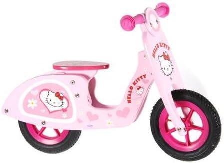 Hello Kitty - Bicicleta sin pedales: Amazon.es: Juguetes y juegos