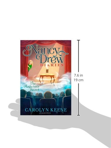Buy new the magician's secret nancy drew diaries