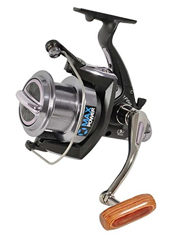 TF Gear Max Power Big Pit Carp Fishing Reel Ex Demo