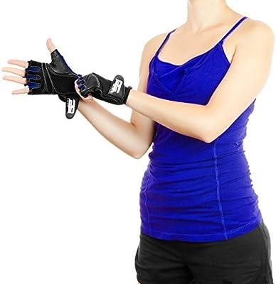 Guantes de entrenamiento, unisex, ideales para remo, musculación ...
