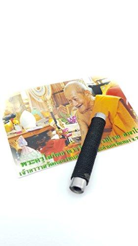(Magic Thai Amulet Thai amulets Takrut Huajai Heart Khun Pean Powerful Talisman Love Attraction Captivated Mind Metal Plate 2)
