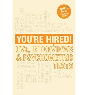[(You're Hired! CVs, Interview Answers and Psychometric Tests)] [ By (author) James Meachin, By (author) Ceri Roderick, By (author) Corinne Mills, By (author) Stephan Lucks ] [August, 2011] (Englisch) Taschenbuch – 15. August 2011 [(You' re Hired! CVs