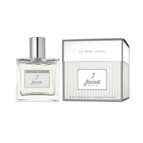 Jacadi Fragrance Bebe Alcohol Free Scented Water for Unisex, 3.4 Fluid Ounce