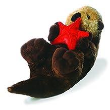 "Cali Otter 12"" Flopsie Stuffed Animal"