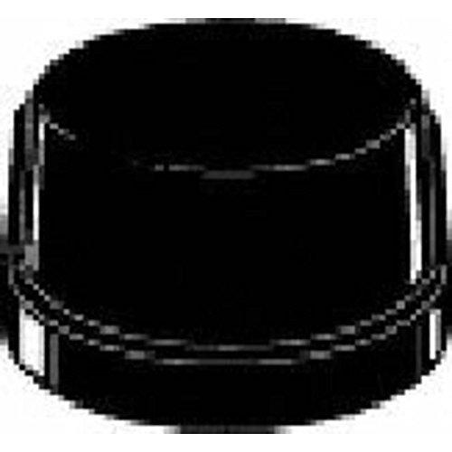 1-1//4 PROPLUS 45073 Black Malleable Cap