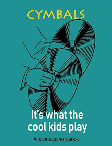 Cymbals: It