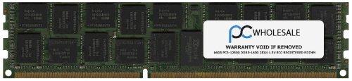 Hp Rdimm Memory - HP Compatible 16GB PC3-12800 DDR3-1600 2Rx4 1.5v ECC Registered RDIMM (HP PN# 672612-081)