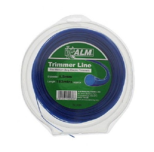 ALM Trimmer Line - Blue 1.5mm x 1/2kg approx 183m VDTAZ012