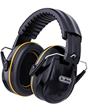 Dr.meter Kids Noise Reduction Earmuffs with 27 NRR Hearing Protection Earmuffs