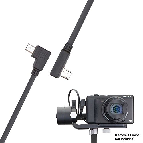 EVO Gimbals Sony CCI Control Cable for EVO RAGE3, Rage Gen2, & Rage-S Gimbals Cci Cables