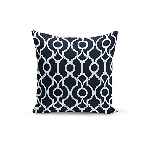 ue Geometric Pillowcase Cover Premier Prints Lyon Oxford Pillowcase Covers Custom Zipper Closure ()