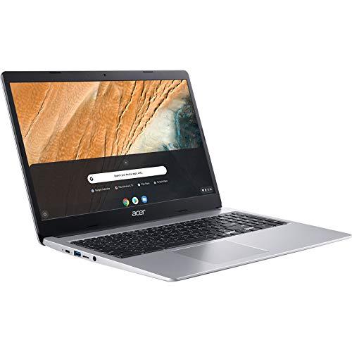 "Acer Chromebook 315, Intel Celeron N4000, 15.6"" Full HD IPS Touch Display, 4GB LPDDR4, 32GB eMMC, Gigabit WiFi, Google Chrome, CB315-3HT-C296"