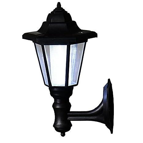 Amazon.com: LED Energía Solar camino Sensor de movimiento ...