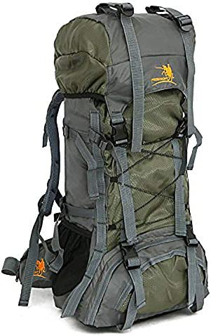 60L Internal Frame Hiking Backpack,Outdoor Sport Travel Daypack