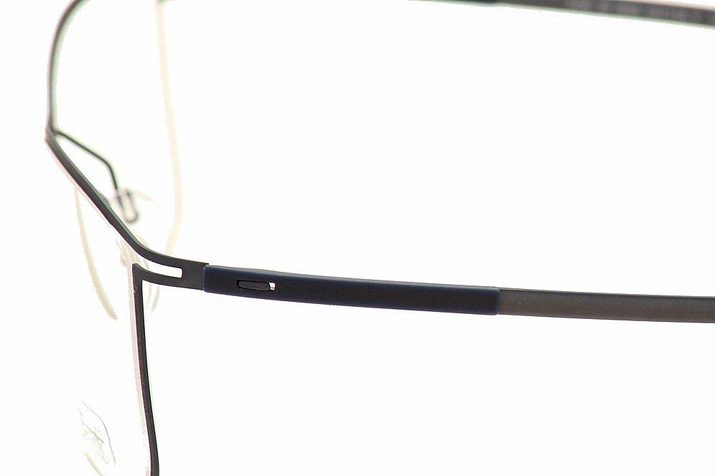 Silhouette Eyeglasses Titan Contour 5438 6056 Blue Optical Frame 55x19x140mm
