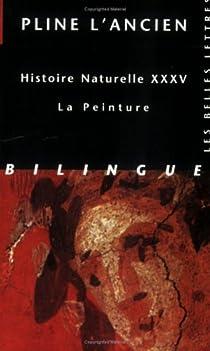 Histoire naturelle, livre XXXV : La peinture par l'Ancien