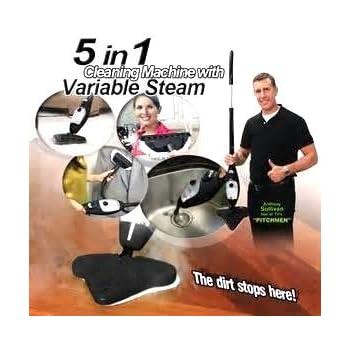 Amazon Com Astar 5 In 1 Steam Cleaner Mop Steamer As