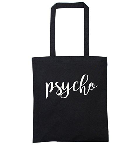 Psycho Black tote Psycho bag tote Black bag Psycho rTZ8pra