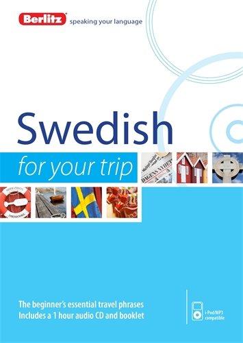 Berlitz Swedish For Your Trip (Swedish and English Edition)