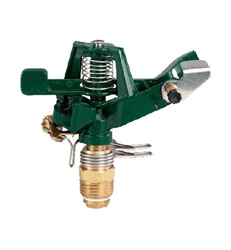 20 Pack - Orbit Zinc Impact Sprinkler Head for Yard Watering