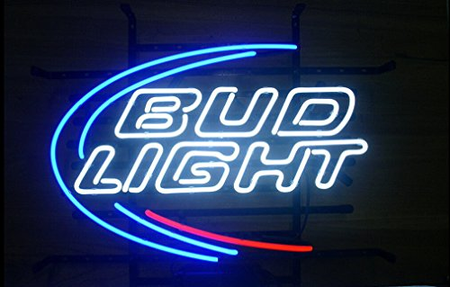 "Urby™ 17""x14"" BL Beer Custom Handmade Real Glass Neon Sign"