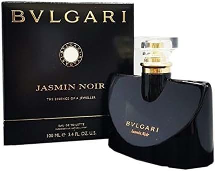 BVLGARI JASMIN NOIR(W)EDT SP 3.4oz