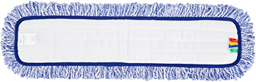 AmazonBasics Microfiber Dust Mop with loops, 24-Inch - 12-Pack by AmazonBasics (Image #2)