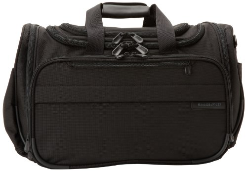 Briggs and Riley Luggage Action Duffle Bag, Black, Large, Bags Central
