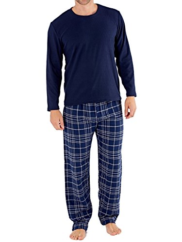 Pijama De Sets James Azul Harvey Hombre Xl qBTF0UnnPW