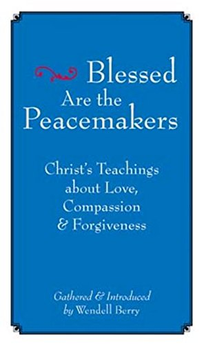 book cover of Blessed Are the Peacemakers