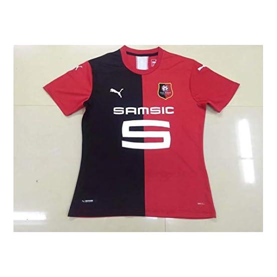 Peak Stade RENNAIS Soccer Jersey Maillot 2019-2020
